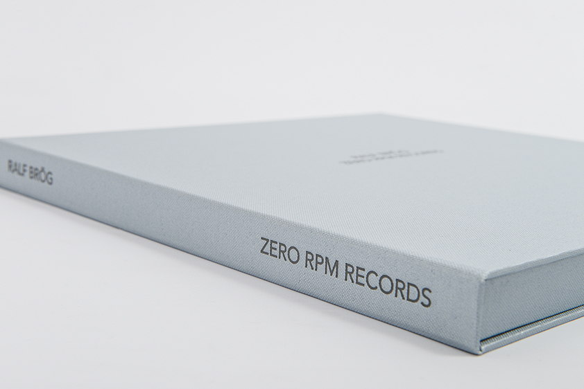 COLLECTORS EDITION - ARTIST BOOK by Ralf Brög